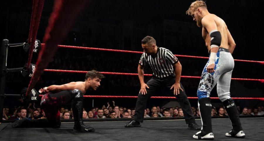 WWE NXT UK Results 3/27/19