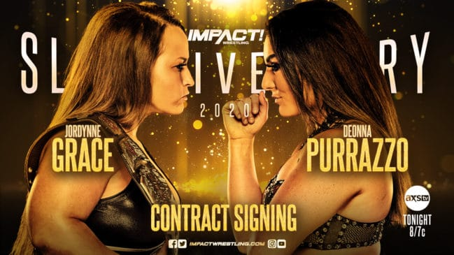 IMPACT Wrestling Results 7/14/20
