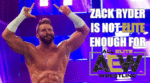 Sir Sam's Court: Zack Ryder is not Elite Enough for AEW