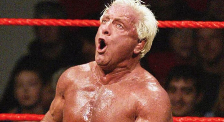 Ric Flair On His Favorite Wrestlemania Match