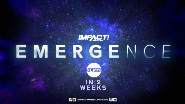 New Title Match Announced for Impact Wrestling Emergence