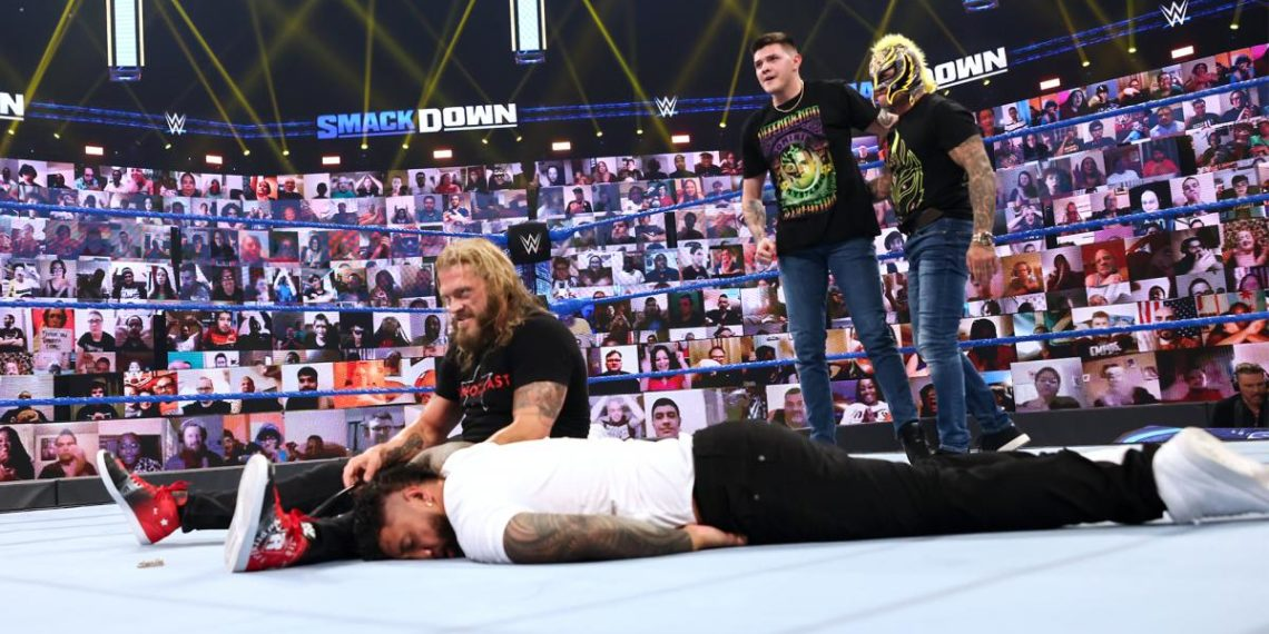 Rey Mysterio Responds to New Statement from Edge Ahead of ...
