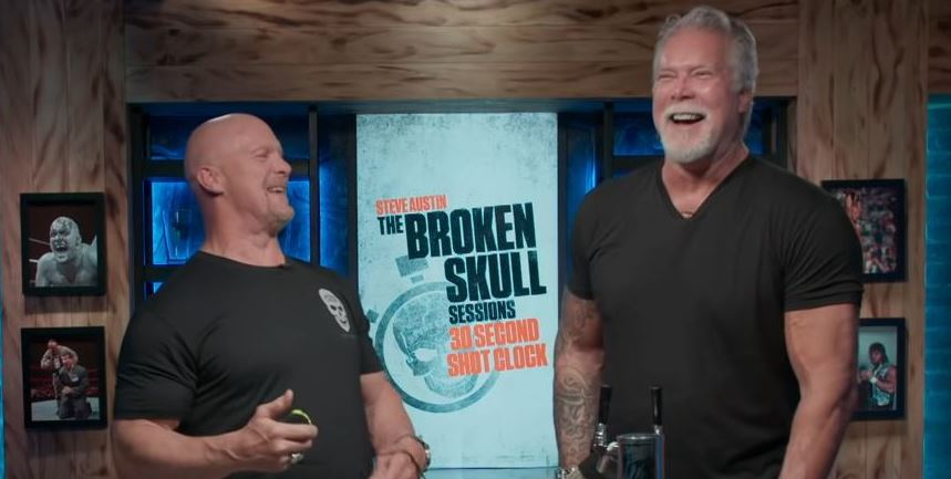 Kevin Nash Reveals What He Said To Eric Bischoff When DX Invaded WCW